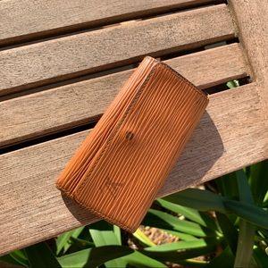Louis Vuitton Epi Leather Key Holder 4 slots